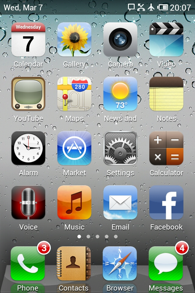com iphone launcher